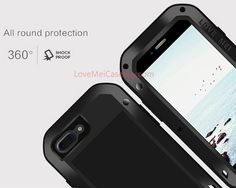 Love Mei Powerful iPhone 8 Plus Protective Case