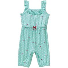 Healthtex - Newborn Baby Girl Jumpers - Walmart.com