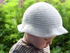 Drops Design, Baby Knitting Patterns, Crochet Hats, Beanie, Barn, Fashion, Summer, Knitting Hats, Moda