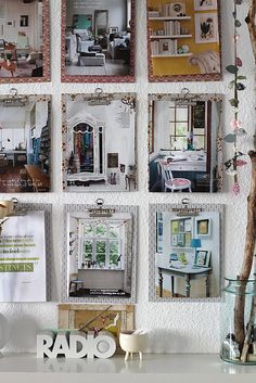 Alternate Moodboard Idea by decor8, via Flickr
