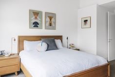 A Pretty Melbourne Home | A Cup of Jo, prints from Ferm