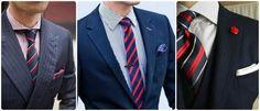 Картинки по запросу сочетание галстуков