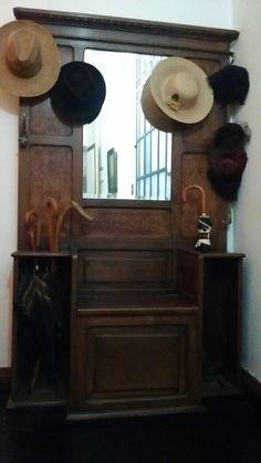 Recibidor perchero r stico mexicano proyecto recibidor percheros y colgadores pinterest - Perchero recibidor antiguo ...