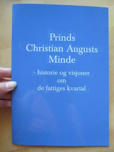 """Prinds Christian Augusts Minde"""