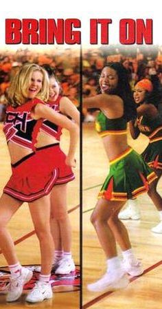 Directed by Peyton Reed.  With Kirsten Dunst, Eliza Dushku, Jesse Bradford, Gabrielle Union. A champion high school cheerleading squad discovers its previous captain stole all their best routines from an inner-city school and must scramble to compete at this year's championships.