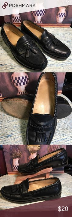 Allen Edmonds Maxfield SiE 9.5 D. I am overstocked on Edmonds loafers, Need to move some quickly.  They are in very good shape. Pre owned. Show signs of normal wear. Buyer getting a deal. Allen Edmonds Shoes Loafers & Slip-Ons