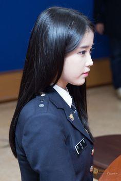 Best Uniforms, Girls Uniforms, Korean Girl, Asian Girl, Cute Girls, Cool Girl, Female Soldier, Poker Online, Cute Beauty