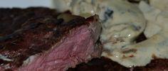 Biff fra stekeovn og soppstuing med løk Steak, Pork, Pork Roulade, Pigs, Steaks