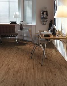 'houten' vloer