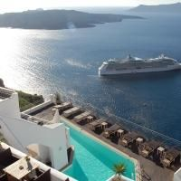 #Hotel: ATHINA SUITES, Santorini Island, Greece. For exciting #last #minute #deals, checkout #TBeds. Visit www.TBeds.com now.