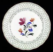 Nikko Hampton Provincial Designs Salad Plates Nikko, Salad Plates, China Dinnerware, Dinner Plates, The Hamptons, Decorative Plates, Pottery, Ceramics, Crystals