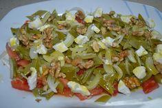 Vegetarian Recipes, Healthy Recipes, Spanish Food, Guacamole, Cabbage, Tapas, Clean Eating, Menu, Vegetables