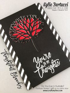 Kylie Bertucci - Thoughtful Branches Bundle. Have a look at these amazing…
