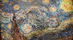 O magnífico artista Vik Muniz  Saiba mais em www.ohlaladani.com.br