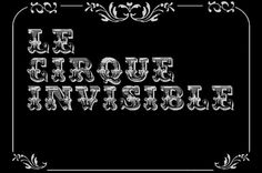 le cirque invisible. Video en español e ingles.