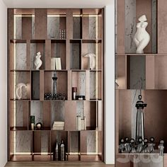 models: Other - decorative partition wall Shelving Design, Shelf Design, Cabinet Design, Living Room Partition Design, Room Partition Designs, Law Office Design, Office Interior Design, Living Tv, Luxury Dining Tables