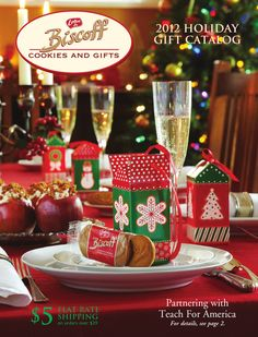 Biscoff Christmas 2012