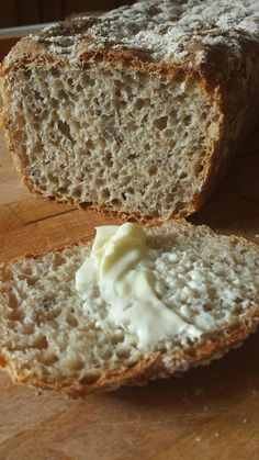 My Favorite Food, Favorite Recipes, Polish Recipes, Bread Recipes, Banana Bread, Food And Drink, Sweets, Baking, Allergies