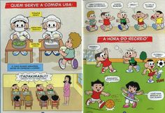 Famous Brazilian cartoonist Mauricio de Sousa has created a manga introducing Japanese school life to Brazilian children who have migrated to Japan. Well-k
