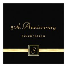 23 Best Black And Gold Invitations Images On Pinterest