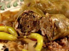 Sarmale de post - Sectiune Beef, Cooking, Food, Bulgur, Meat, Kitchen, Essen, Meals, Yemek
