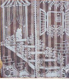 Kira scheme crochet: Scheme crochet no. 3313