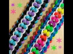 "New ""Spring Fever"" Monster Tail Bracelet/How To Tutorial"