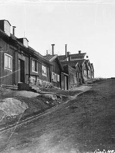 Sågargatan 5 söderut mot Åsögatan - Stockholmskällan