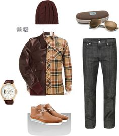 """""""Outfit for my hubby"""" by fashionista-shawnte on Polyvore"""