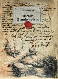 Doctor Frankenstein's Diary