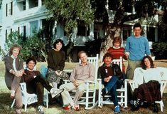 The Big Chill (USA, 1983) - Directed by Lawrence Kasdan - Starring Kevin Kline, Jeff Goldblum, William Hurt, Glenn Close.