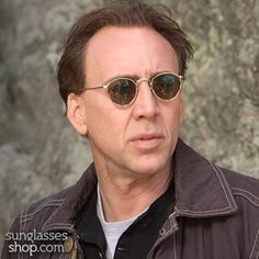 Nicholas Cage---is one of my favorite actors. He was great in Face off, Conair and Family Man.
