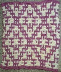 Картинки по запросу mosaic knitting patterns