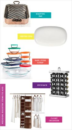 Macy's Wedding Registry you didn't realize you needed! #macys #weddingregistry #weddingchicks http://www.weddingchicks.com/2014/04/22/wedding-registry/