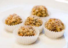Шоколадные конфеты ручной работы - ореховые трюфели - Ярмарка Мастеров - ручная работа, handmade