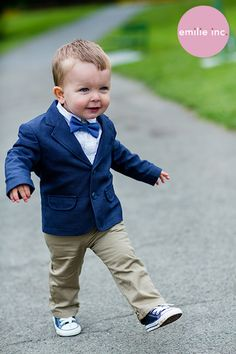 emilie inc. photography blog: Our little ring bearer