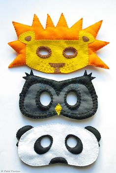 Click on this post for links to DIY tutes for masks, reading tents, pirate dolls, and simple space themed embroidery: November 10 ~ Gifts for Whimsical Friends « Sew,Mama,Sew! Blog