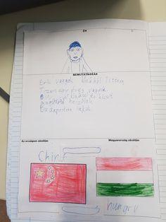 Előkészületek: a gyerekek országainak zászlajainak ismerete (hogy tudjunk segíteni), minden tanulónak egy feladatlap kiosztása Eszközök: térkép/földgömb, számítógép/okostábla Idő: 45 perc Szint: A1 Miután közösen megnéztük, hogy hol van... Minden, Bullet Journal