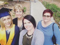 The Moore ladies  #family #NAU #graduation #happy #mom #aunt #cousin #northernarizonauniversity #naugrad #grateful by kt.mor