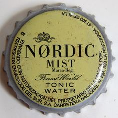 Nordic Mist Tonic Water