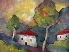 Valley Dwellings by Jeremy Mayes