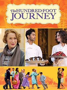 The Hundred-Foot Journey (Theatrical) Such a great movie!