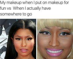 LOL 😂 #mua #makeupartist #makeupforever #makeupworld #makeup #makeuplover