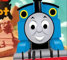 Now, Thomas traveled to ancient Egypt, do you want to adventure with him? I think it's will be very fun!
