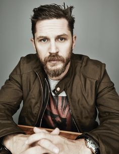 Tom Hardy of 'Legend' poses for a portrait during the 2015 Toronto Film Festival on September 13, 2015 in Toronto, Ontario.