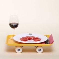 Essen auf Rädern :-)