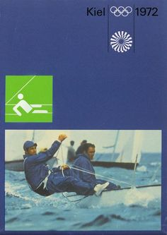 timetable for the sailing events