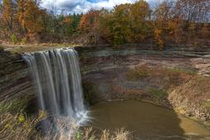 Balls Falls  Southern Ontario`s top waterfall destination