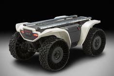 Honda 3E-D18 Smart ATV | HiConsumption