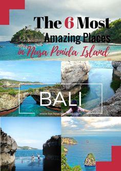 My Amazing 48 Hours Trip in Nusa Penida, Bali.